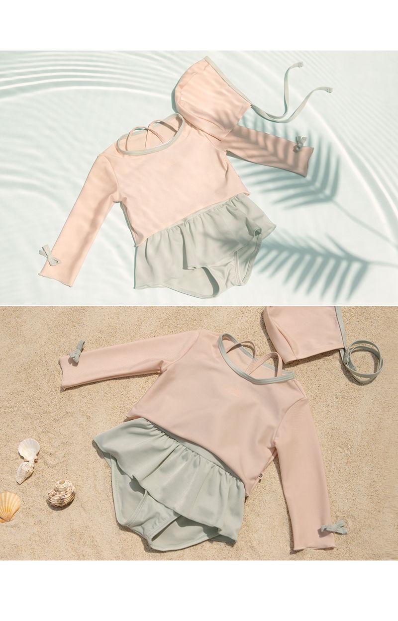 HAPPY PRINCE - Korean Children Fashion - #Kfashion4kids - Amante Rashguard Set - 5