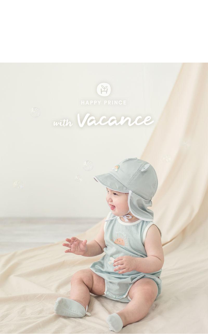 HAPPY PRINCE - Korean Children Fashion - #Kfashion4kids - Vivid Body Suit