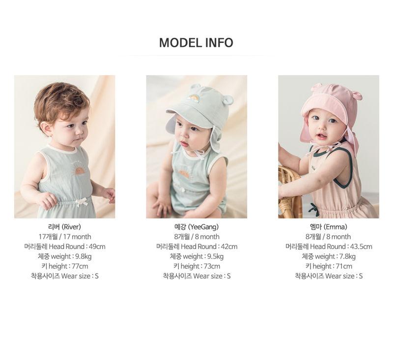 HAPPY PRINCE - Korean Children Fashion - #Kfashion4kids - Vivid Body Suit - 10
