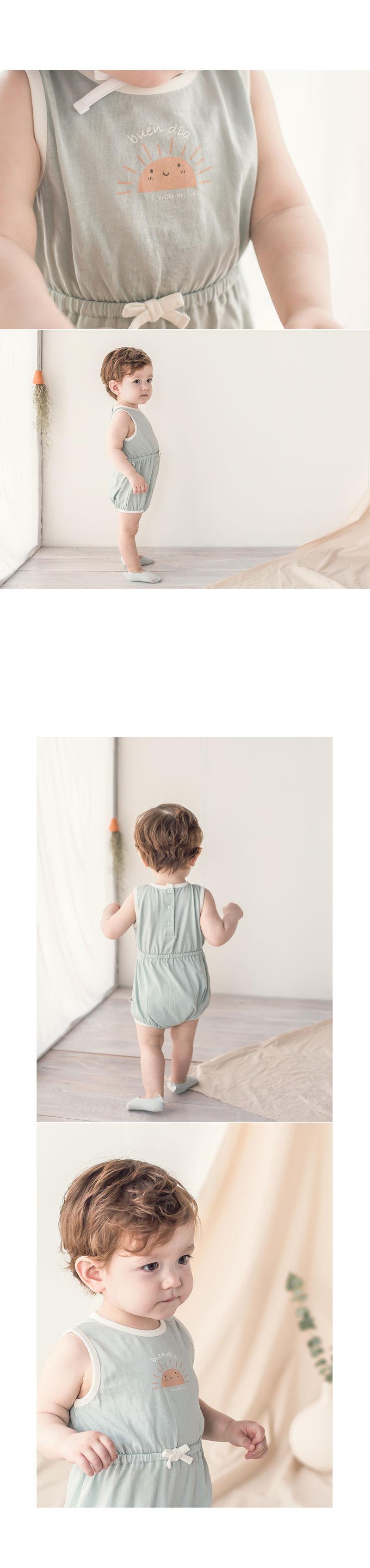 HAPPY PRINCE - Korean Children Fashion - #Kfashion4kids - Vivid Body Suit - 3