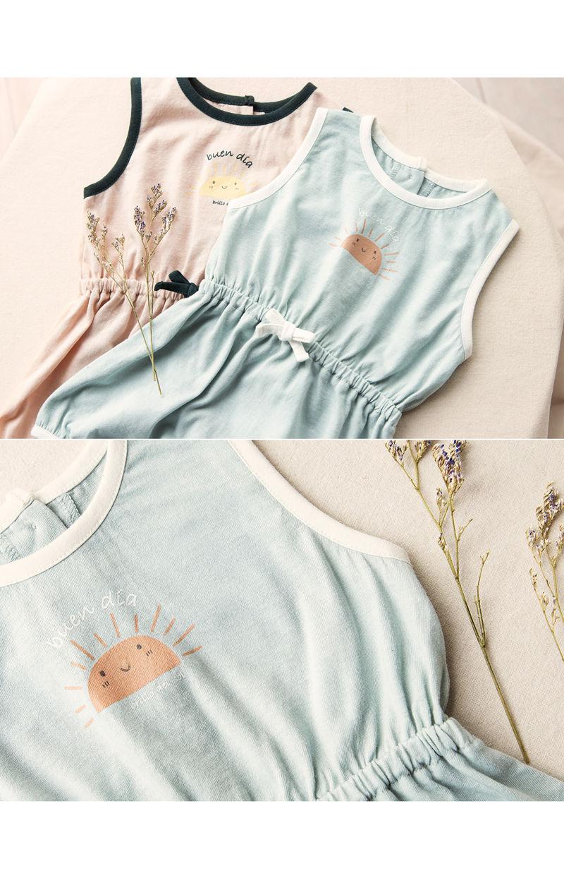 HAPPY PRINCE - Korean Children Fashion - #Kfashion4kids - Vivid Body Suit - 4