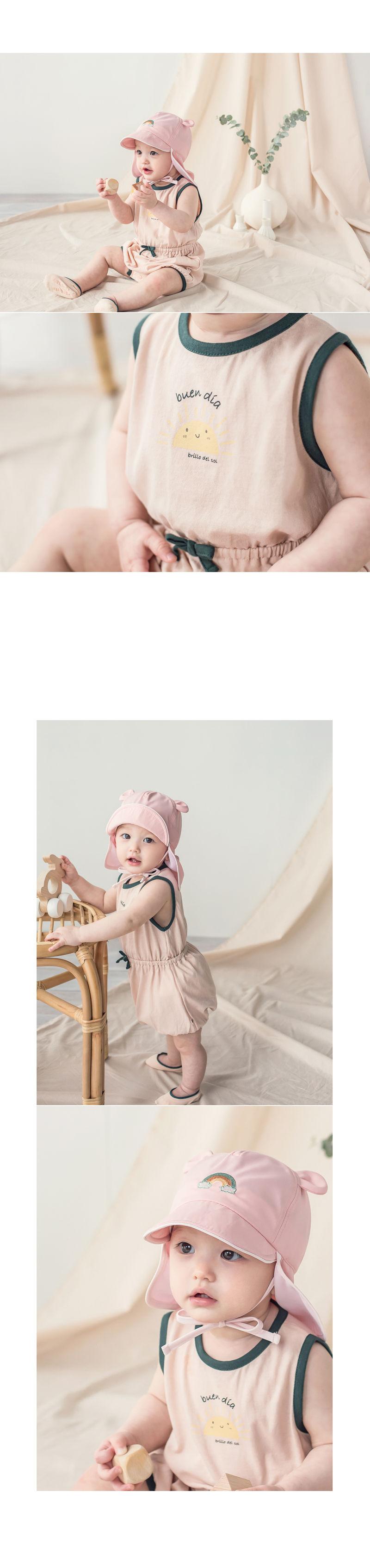 HAPPY PRINCE - Korean Children Fashion - #Kfashion4kids - Vivid Body Suit - 5