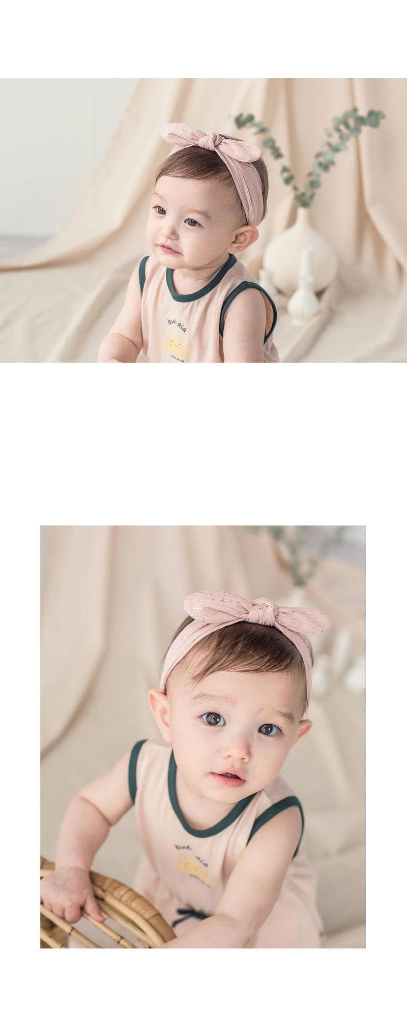 HAPPY PRINCE - Korean Children Fashion - #Kfashion4kids - Vivid Body Suit - 6