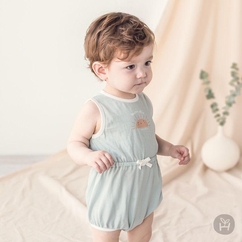 HAPPY PRINCE - BRAND - Korean Children Fashion - #Kfashion4kids - Vivid Body Suit