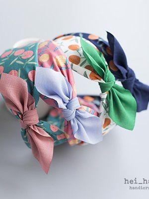 HEI HANI - BRAND - Korean Children Fashion - #Kfashion4kids - Summer Fruits Hairband