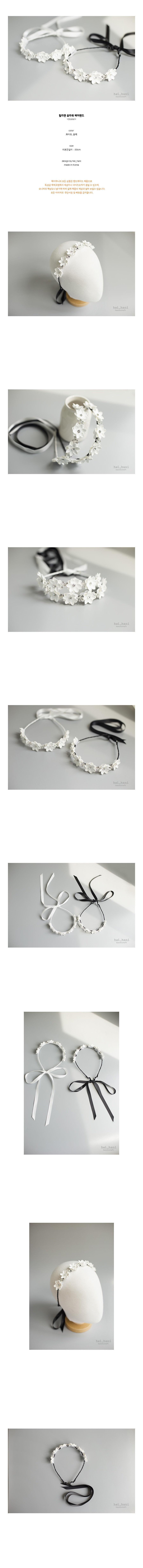 HEI HANI - Korean Children Fashion - #Kfashion4kids - Lilian Flower Hairband