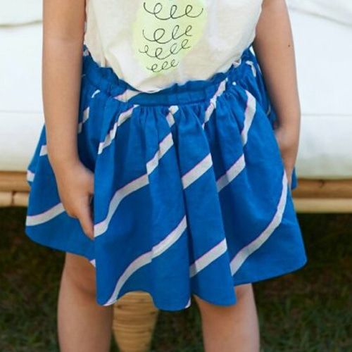 LUNCHPACK - BRAND - Korean Children Fashion - #Kfashion4kids - Rene Skirt