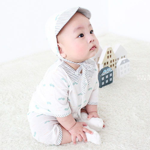 MEREBE - BRAND - Korean Children Fashion - #Kfashion4kids - Sprout Baby Midi Easywear