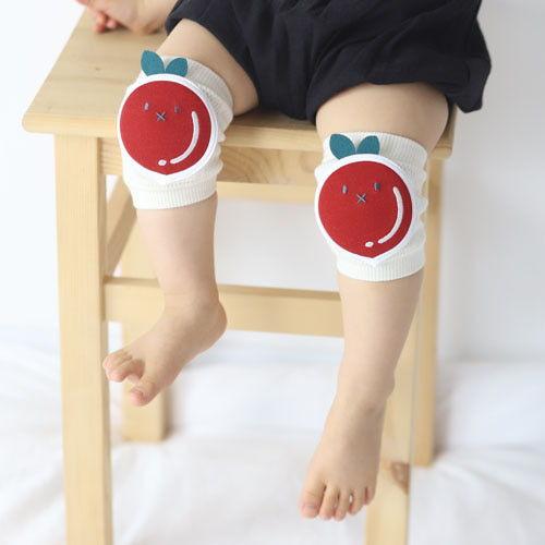 MEREBE - BRAND - Korean Children Fashion - #Kfashion4kids - Apple Knee Protection Pad