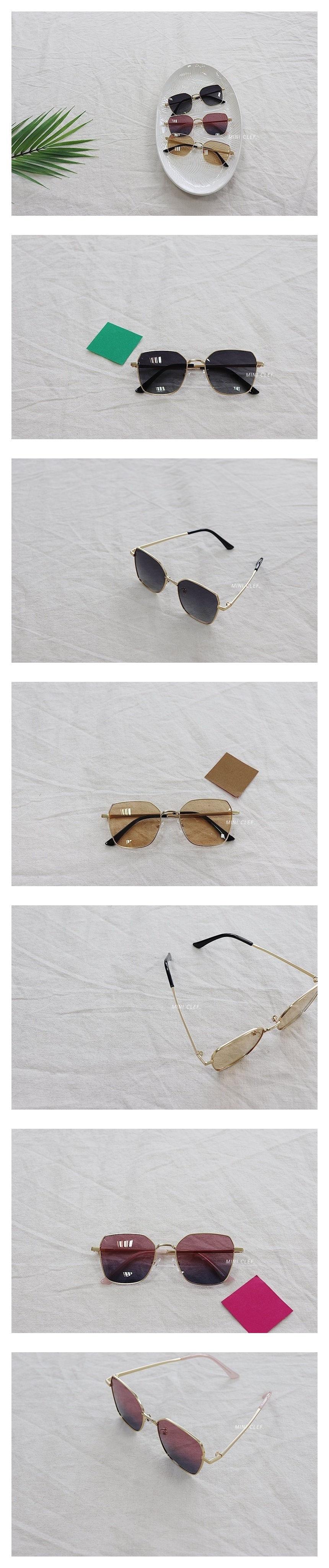 MINI CLEF - Korean Children Fashion - #Kfashion4kids - Cruise Sunglasses