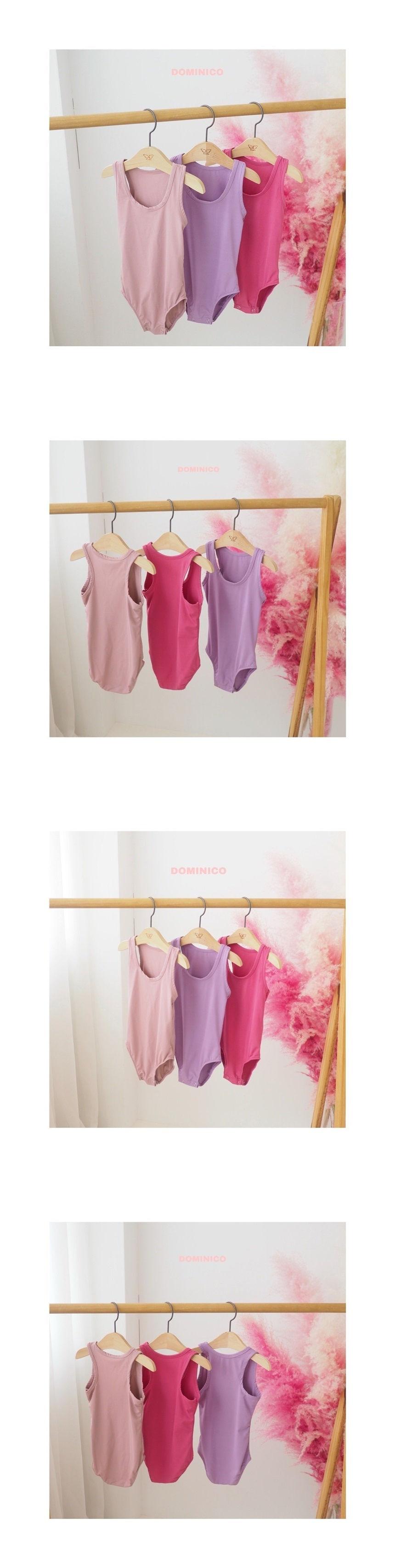 MINI CLEF - Korean Children Fashion - #Kfashion4kids - Mango Leotard