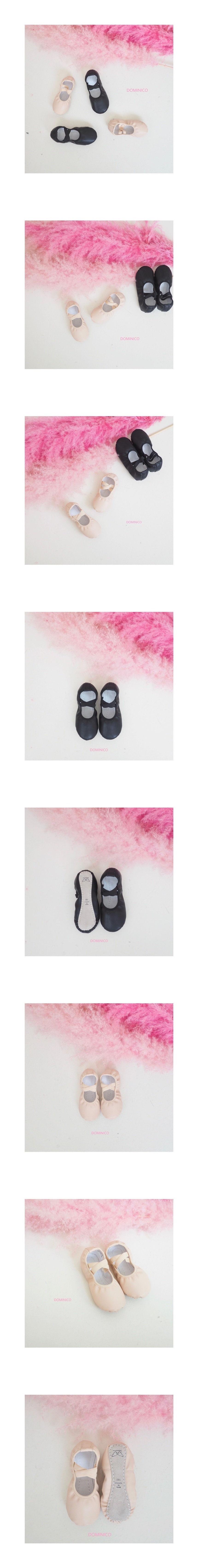 MINI CLEF - Korean Children Fashion - #Kfashion4kids - Basic Toe Shoes