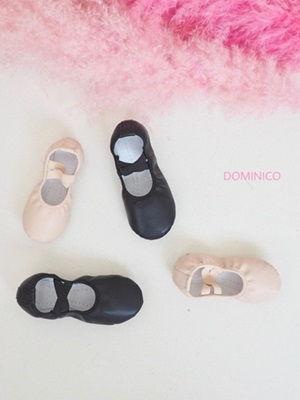 MINI CLEF - BRAND - Korean Children Fashion - #Kfashion4kids - Basic Toe Shoes