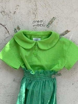MOOJI MOOJI - BRAND - Korean Children Fashion - #Kfashion4kids - Mooji Shirt