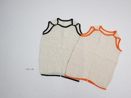 PEEKABOO - BRAND - Korean Children Fashion - #Kfashion4kids - Pang Pang Summer Sleeping Vest