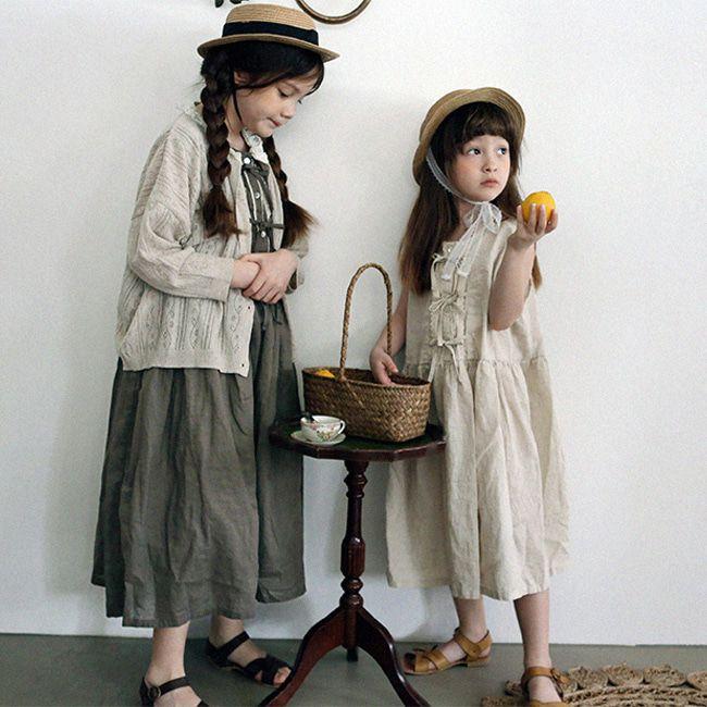 SCON - BRAND - Korean Children Fashion - #Kfashion4kids - Mori One-piece