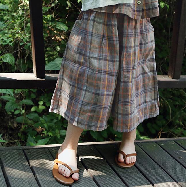 SCON - BRAND - Korean Children Fashion - #Kfashion4kids - Coco Wide Pants