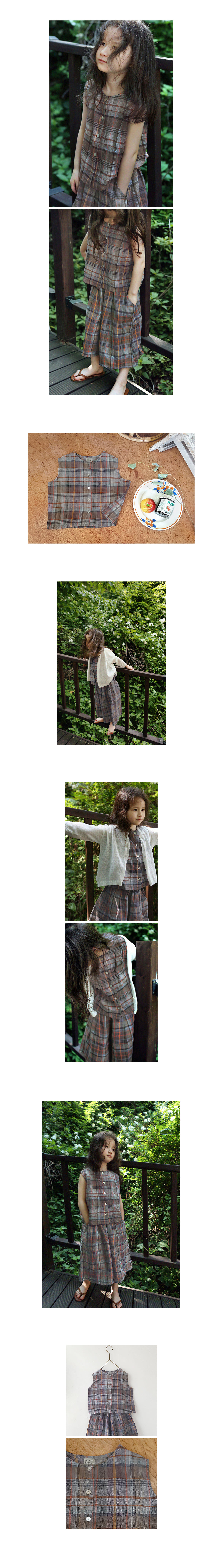 SCON - Korean Children Fashion - #Kfashion4kids - Mocca Blouse - 2