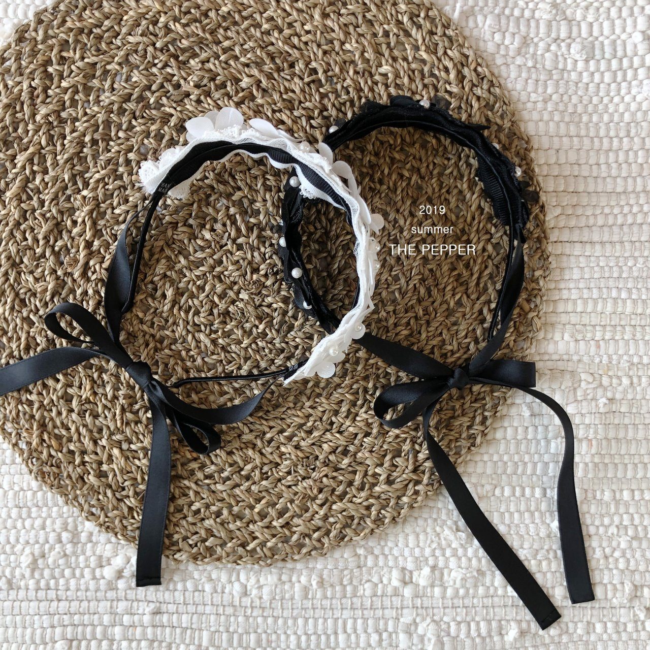 THE PEPPER - Korean Children Fashion - #Kfashion4kids - Pearl Hairband - 2