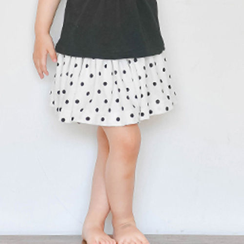 WANDOOKONG - BRAND - Korean Children Fashion - #Kfashion4kids - Naomi Dot Skirt