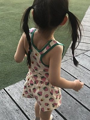 YEROOYENA - BRAND - Korean Children Fashion - #Kfashion4kids - Sweet Top Bottom Set
