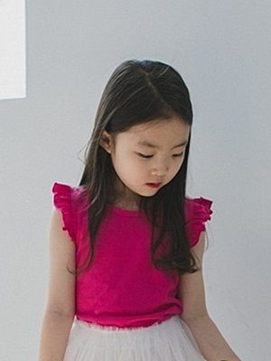 YEROOYENA - BRAND - Korean Children Fashion - #Kfashion4kids - Mini Wing Tee