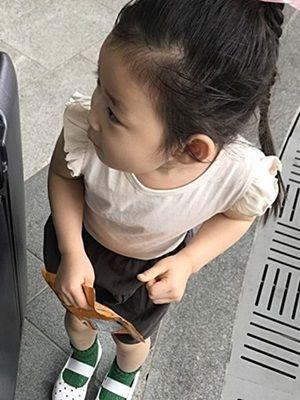 YEROOYENA - BRAND - Korean Children Fashion - #Kfashion4kids - Minimal Wing Tee