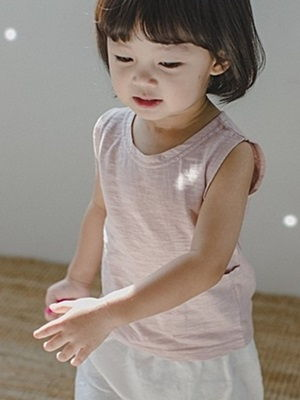 YEROOYENA - BRAND - Korean Children Fashion - #Kfashion4kids - Slub Pocket Tee