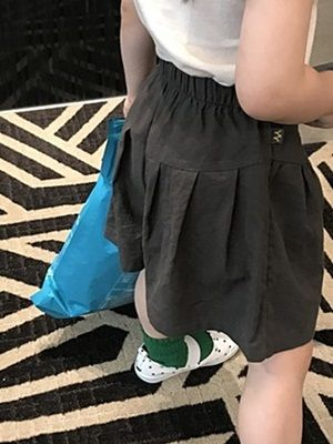 YEROOYENA - BRAND - Korean Children Fashion - #Kfashion4kids - Easy Skirt Short Pants