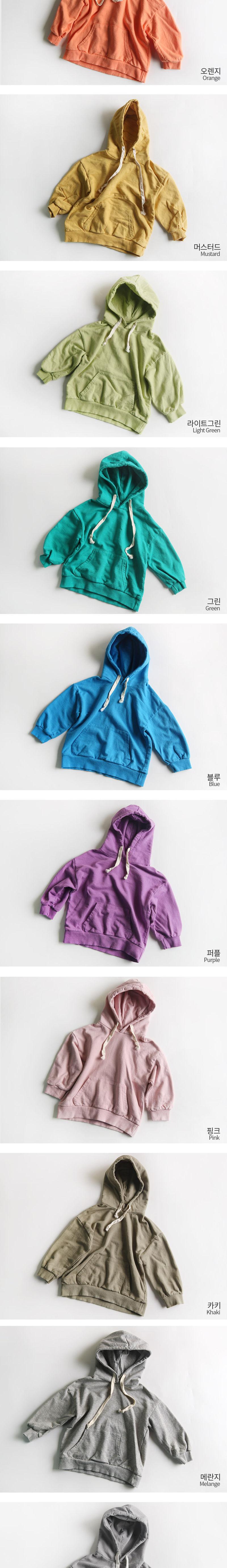 WHITESKETCHBOOK - Korean Children Fashion - #Kfashion4kids - Sugar Hoody - 3