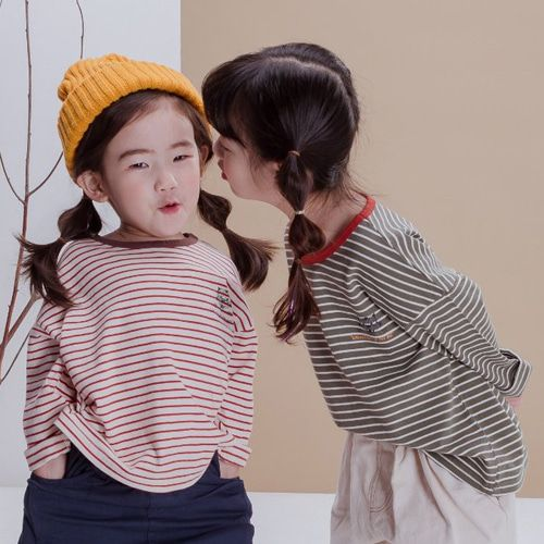 COHEN - BRAND - Korean Children Fashion - #Kfashion4kids - Cats Tee