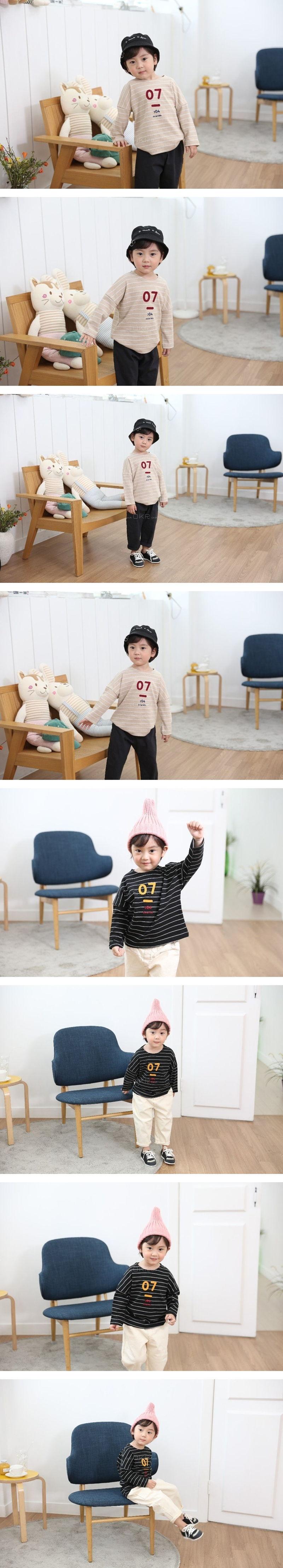 COMMENCER - Korean Children Fashion - #Kfashion4kids - 07 Tee