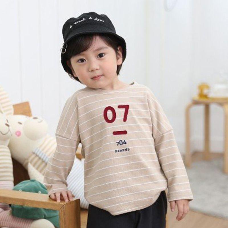 COMMENCER - BRAND - Korean Children Fashion - #Kfashion4kids - 07 Tee