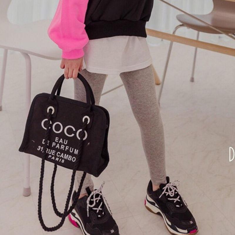 DORE DORE - BRAND - Korean Children Fashion - #Kfashion4kids - Layered Leggings
