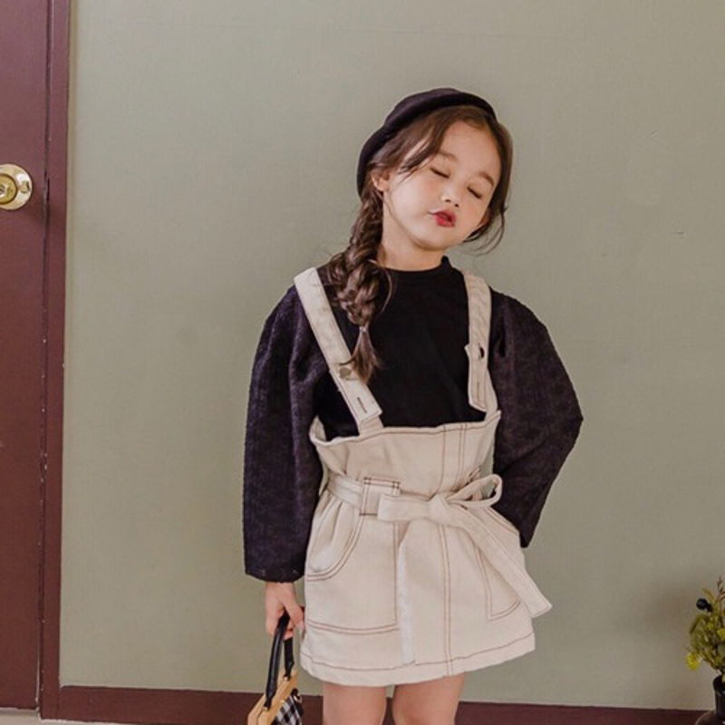 DORE DORE - BRAND - Korean Children Fashion - #Kfashion4kids - Butter One-piece