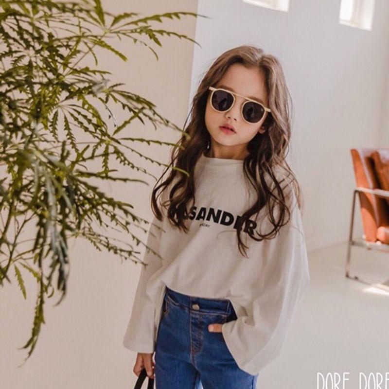 DORE DORE - BRAND - Korean Children Fashion - #Kfashion4kids - Sander Tee
