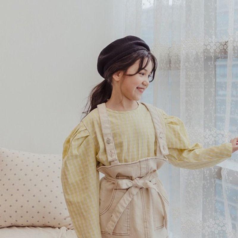 DORE DORE - BRAND - Korean Children Fashion - #Kfashion4kids - Ann Blouse