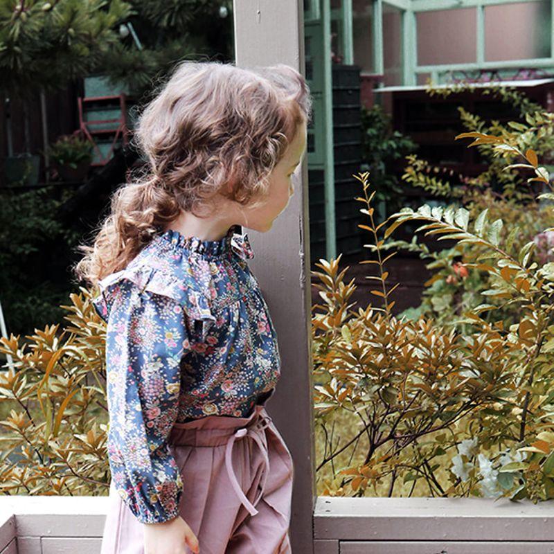 FLO - BRAND - Korean Children Fashion - #Kfashion4kids - Auvere Blouse