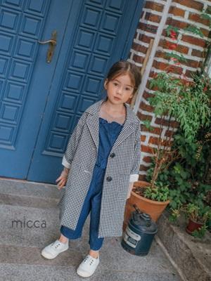 MICCA - BRAND - Korean Children Fashion - #Kfashion4kids - Tom Ann Coat