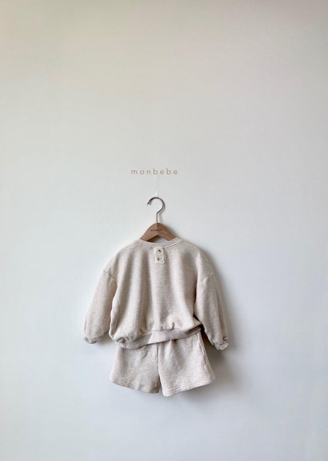 MONBEBE - Korean Children Fashion - #Kfashion4kids - Joy Shorts - 2