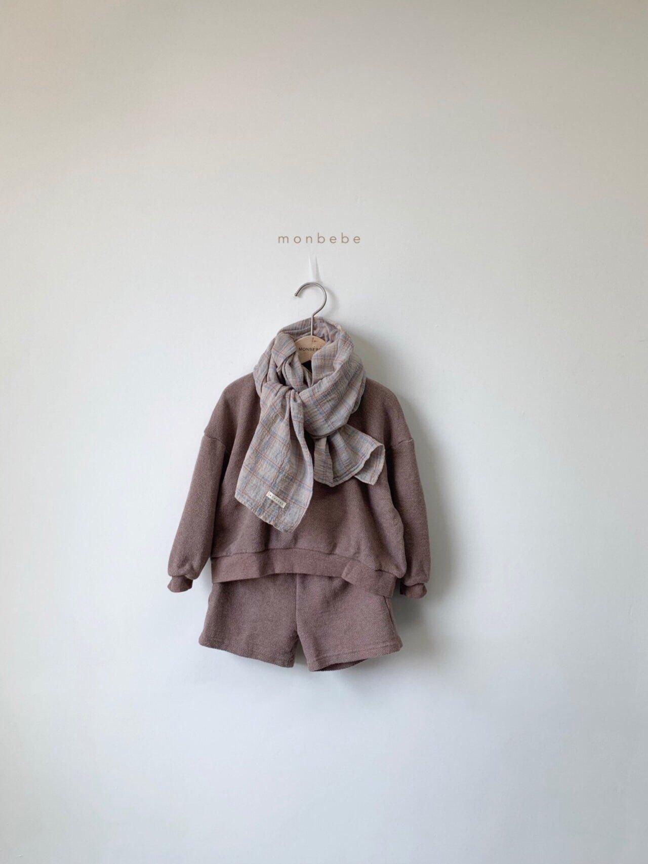 MONBEBE - Korean Children Fashion - #Kfashion4kids - Joy Shorts - 3