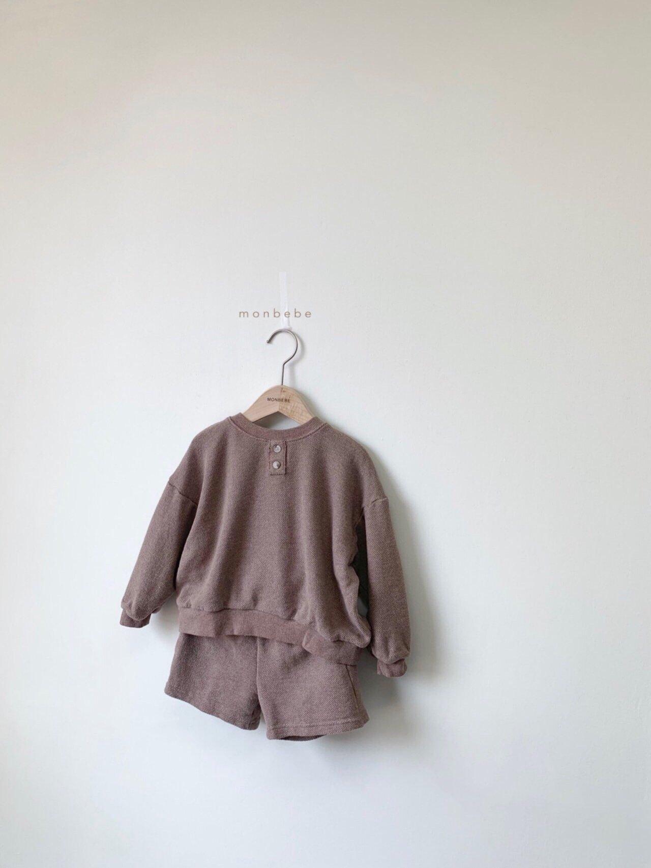 MONBEBE - Korean Children Fashion - #Kfashion4kids - Joy Shorts - 4