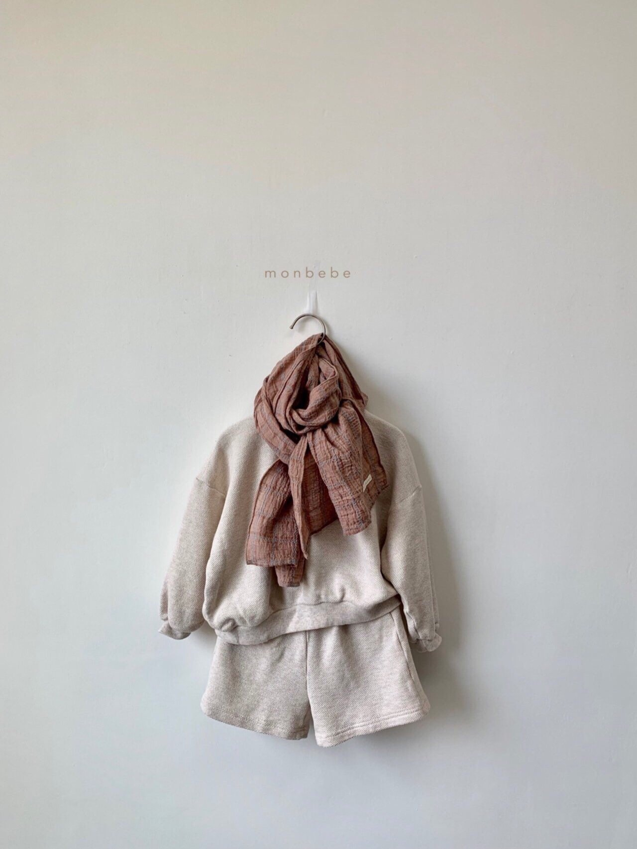 MONBEBE - Korean Children Fashion - #Kfashion4kids - Joy Shorts - 5