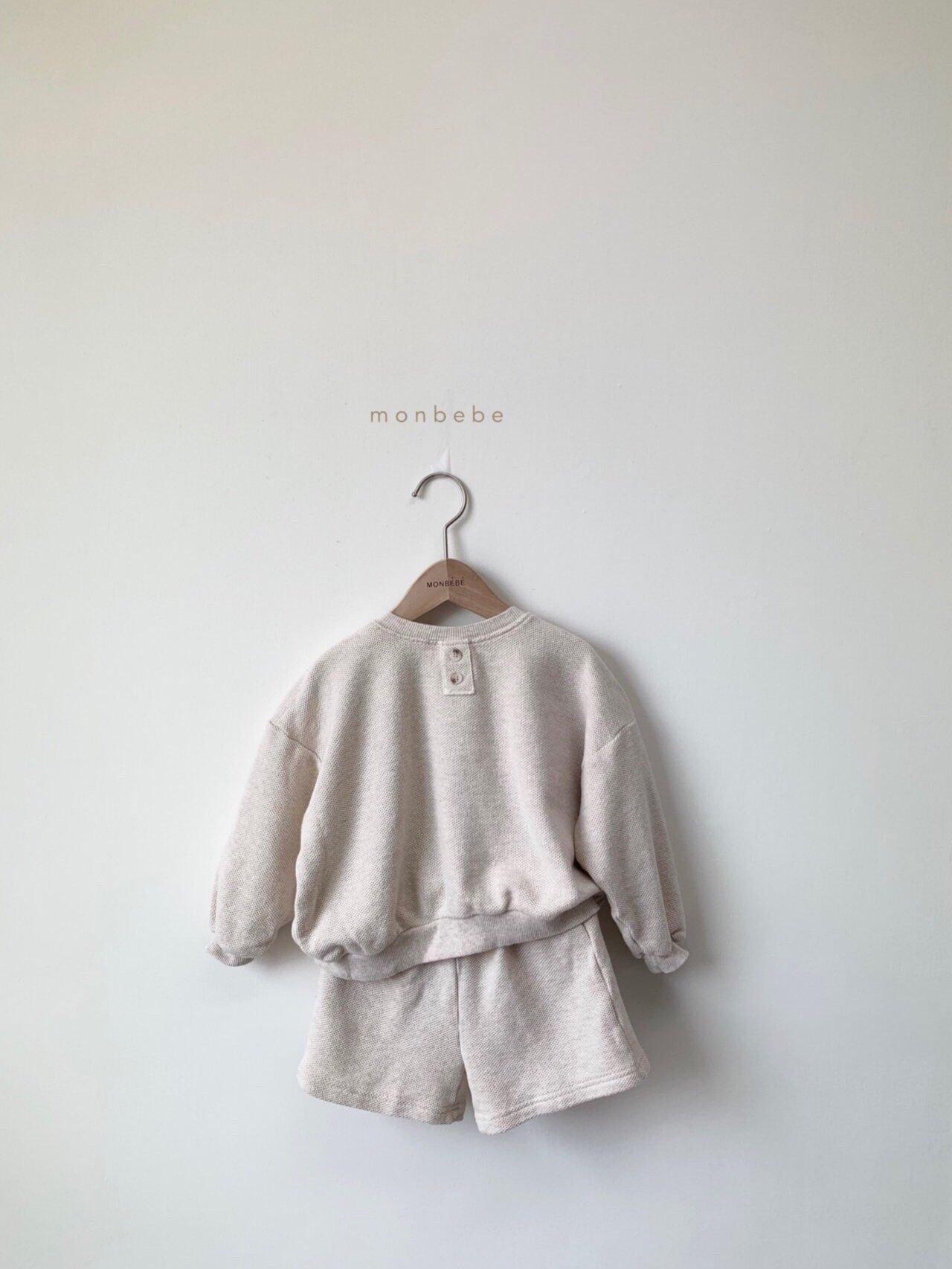 MONBEBE - Korean Children Fashion - #Kfashion4kids - Joy Shorts - 6
