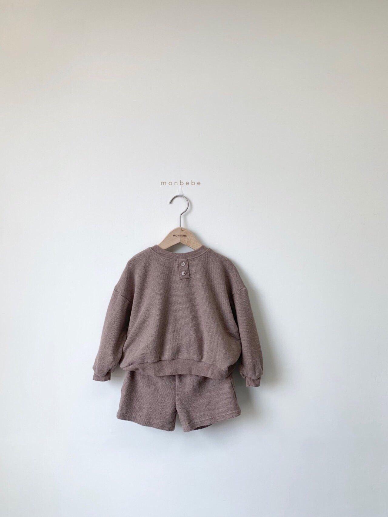 MONBEBE - Korean Children Fashion - #Kfashion4kids - Joy Shorts - 7