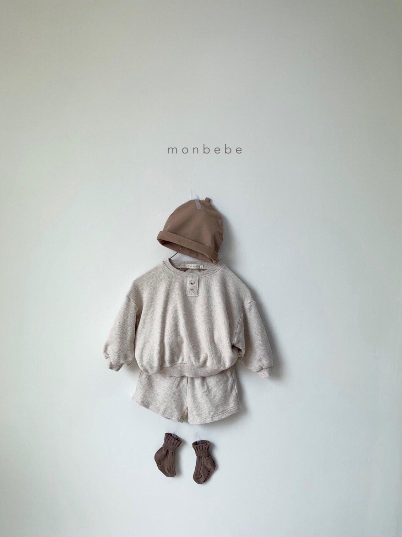 MONBEBE - Korean Children Fashion - #Kfashion4kids - Joy Shorts - 8