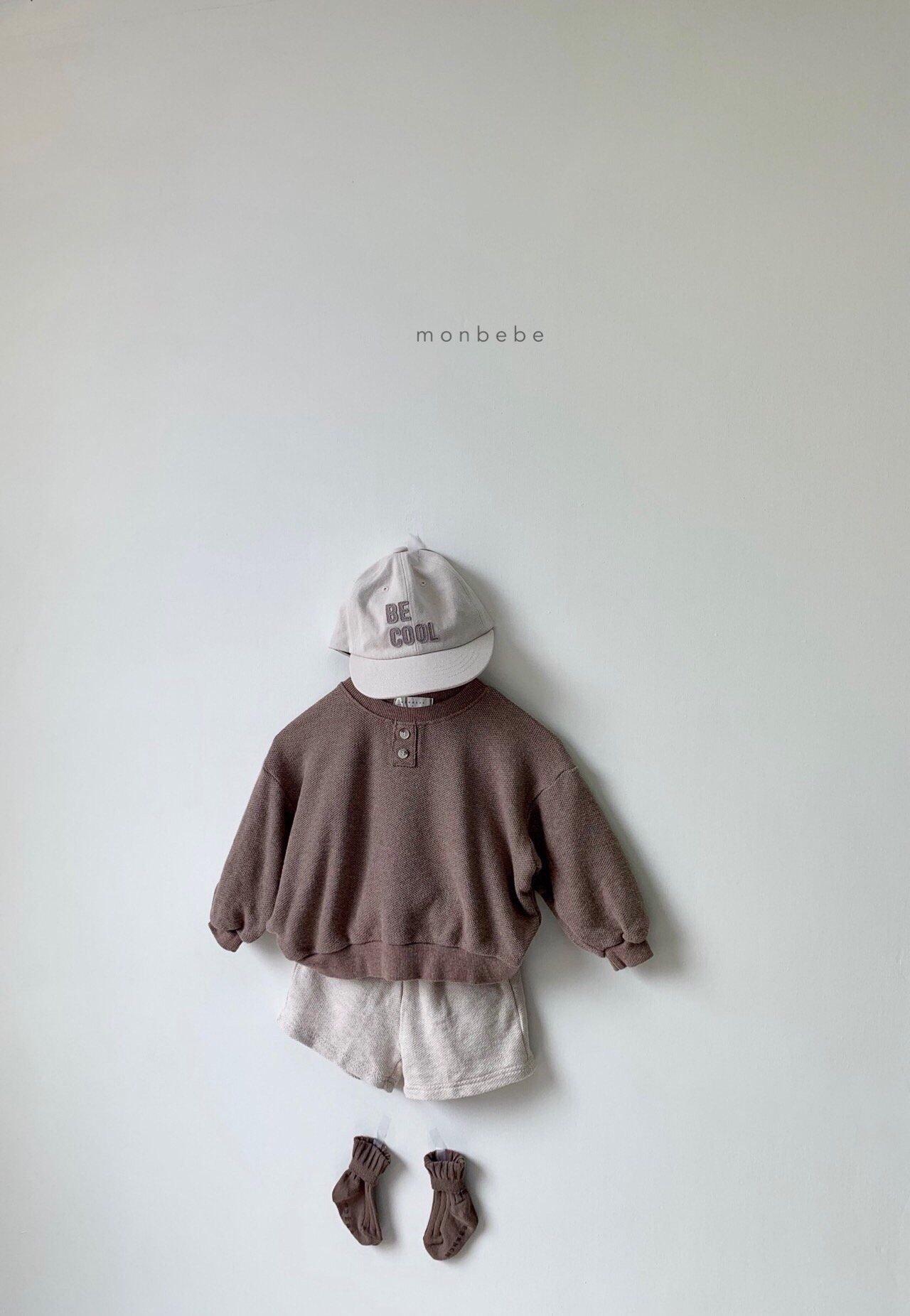 MONBEBE - Korean Children Fashion - #Kfashion4kids - Joy Shorts - 9