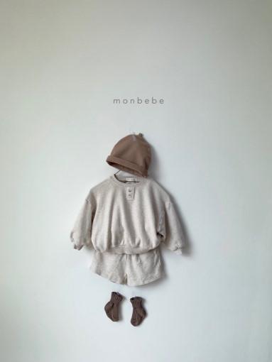 MONBEBE - BRAND - Korean Children Fashion - #Kfashion4kids - Joy Shorts
