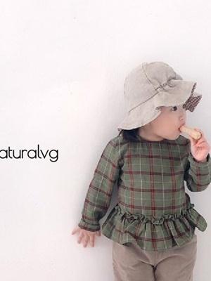 NATURAL G - BRAND - Korean Children Fashion - #Kfashion4kids - Razon Blouse