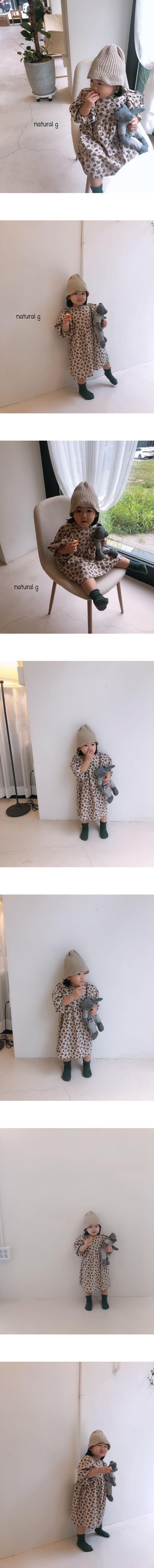 NATURAL G - Korean Children Fashion - #Kfashion4kids - Tarte One-piece